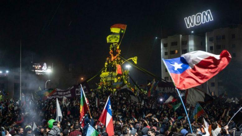 Notas sobre el triunfo popular del25-O