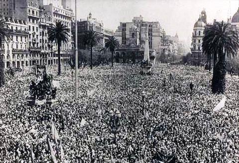 17 de Octubre de 1945: Inicio de la RevoluciónArgentina