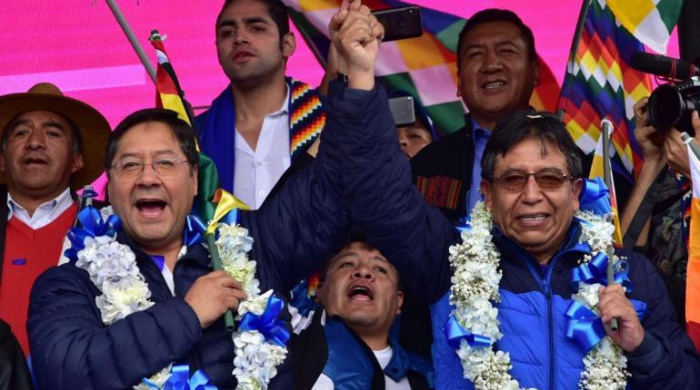 Bolivia: Triunfo aplastante – OEA en el suelo – Ultraderecha alacecho