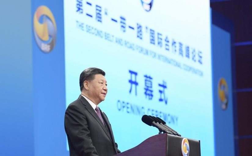 Como China está construyendo el mundopost-occidental